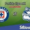Ver Cruz Azul vs Puebla en Vivo – Apertura 2018 de la Liga MX