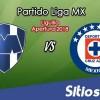 Ver Monterrey vs Cruz Azul en Vivo – Partido de ida – Semifinales – Apertura 2018 de la Liga MX