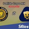 Leones Negros vs Pumas en Vivo – Copa MX – Miércoles 16 de Enero del 2019