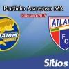 Ver Dorados de Sinaloa vs Atlante en Vivo – Ascenso MX en su Torneo de Clausura 2019