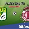 Ver León vs Toluca en Vivo – Clausura 2019 de la Liga MX
