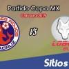 Veracruz vs Lobos BUAP en Vivo – Copa MX – Martes 22 de Enero del 2019