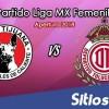 Ver Xolos Tijuana vs Toluca en Vivo – Liga MX Femenil – Lunes 20 de Agosto del 2018