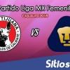 Xolos Tijuana vs Pumas en Vivo – Liga MX Femenil – Lunes 16 de Julio del 2018