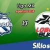 Ver Puebla vs Lobos BUAP en Vivo – Apertura 2018 de la Liga MX