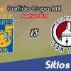 Tigres vs Atlético San Luis en Vivo – Copa MX – Miércoles 15 de Agosto del 2018