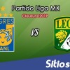 Ver Tigres vs León en Vivo – Final Ida – Clausura 2019 de la Liga MX