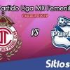 Ver Toluca vs Puebla en Vivo – Liga MX Femenil – Clausura 2019 – Lunes 25 de Marzo del 2019
