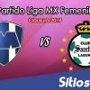 Ver Monterrey vs Santos en Vivo – Liga MX Femenil – Clausura 2019 – Viernes 19 de Abril del 2019