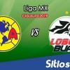 Ver América vs Lobos BUAP en Vivo – Clausura 2019 de la Liga MX
