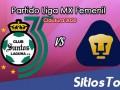 Ver Santos vs Pumas en Vivo – Liga MX Femenil – Clausura 2020 – Lunes 27 de Enero del 2020