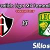 Ver Atlas vs León en Vivo – Liga MX Femenil – Clausura 2019 – Sábado 23 de Marzo del 2019