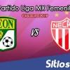 Ver León vs Necaxa en Vivo – Liga MX Femenil – Clausura 2019 – Lunes 15 de Abril del 2019