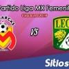 Ver Monarcas Morelia vs León en Vivo – Liga MX Femenil – Clausura 2019 – Lunes 22 de Abril del 2019
