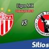 Ver Necaxa vs Xolos Tijuana en Vivo – Clausura 2019 de la Liga MX