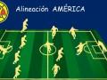Alineación probable del América vs Tigres en la J16 de Guardianes 2020