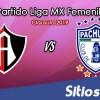Ver Atlas vs Pachuca en Vivo – Ida Cuartos de Final – Liga MX Femenil – Clausura 2019 – Jueves 25 de Abril del 2019