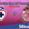 Ver Cruz Azul vs Toluca en Vivo – Liga MX Femenil – Clausura 2019 – Viernes 15 de Marzo del 2019