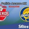 Ver Mineros de Zacatecas vs Dorados de Sinaloa en Vivo – Partido de Vuelta – Semifinal – Ascenso MX en su Torneo de Clausura 2019