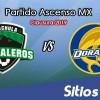 Ver Cafetaleros de Tapachula vs Dorados de Sinaloa en Vivo – Ascenso MX en su Torneo de Clausura 2019