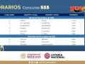 Horarios partidos Progol del concurso 555 – Partidos del Martes 19 y Miércoles 20 de Octubre del 2021