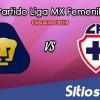 Ver Pumas vs Cruz Azul en Vivo – Liga MX Femenil – Clausura 2019 – Sábado 13 de Abril del 2019