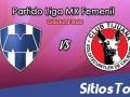 Ver Monterrey vs Xolos Tijuana en Vivo – Liga MX Femenil – Clausura 2020 – Lunes 27 de Enero del 2020