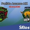 Ver FC Juarez vs Potros UAEM en Vivo – Ascenso MX en su Torneo de Clausura 2019