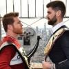 Pesaje Canelo Alvarez vs Rocky Fielding en Vivo – Viernes 14 de Diciembre del 2018