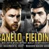 """Resultado pelea Saúl """"Canelo"""" Álvarez vs Rocky Fielding"""