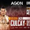 Rafael Bejaran vs Jack Culcay en Vivo – Box – Sábado 22 de Septiembre del 2018
