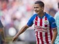 Dieter Villalpando lesionado y estará fuera un mes