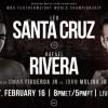 Leo Santa Cruz vs Rafael Rivera en Vivo – Box – Sábado 16 de Febrero del 2019