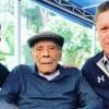 Cruz Azul festeja el 102 cumpleaños de Don Nacho Trelles