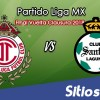 Toluca vs Santos en Vivo – Final Vuelta – Liga MX – Domingo 20 de Mayo del 2018