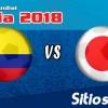 Ver Colombia vs Japón en Vivo – Mundial Rusia 2018