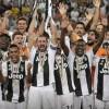 Juventus derrota a Milan y gana la supercopa Italiana