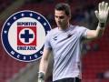 Sebastián Jurado está muy cerca de ser portero del Cruz Azul