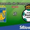 Tigres vs Santos en Vivo – Campeón de Campeones – Liga MX – Domingo 15 de Julio del 2018