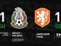 México a la final del Mundial Sub 17 al derrotar a Holanda!