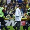 Mateus Uribe sufre dura lesión y va directo al hospital