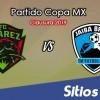 FC Juarez vs Tampico Madero en Vivo – Copa MX – Martes 15 de Enero del 2019