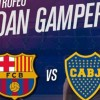 Barcelona vs Boca Juniors en Vivo – Trofeo Joan Gamper – Miércoles 15 de Agosto del 2018