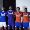 Cruz Azul presenta a sus refuerzos y nuevos uniformes