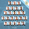 Lista de convocados a la Selección de Argentina para el Mundial de Rusia 2018