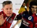 Peláez no hablará del caso de Victor Guzman