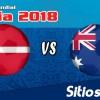 Ver Dinamarca vs Australia en Vivo – Mundial Rusia 2018