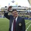 Piojo Herrera vacaciona en Disneylandia en fecha FIFA