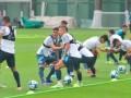 Cruz  Azul vuelve a los entrenamientos