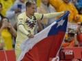 Nico Castillo se lesiona y no va con la Selección Chilena